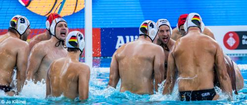 DSV-Team Wasserball Weltcup 2018